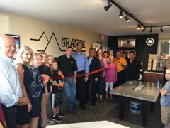 Granite Mountain New Lenox location grand opening