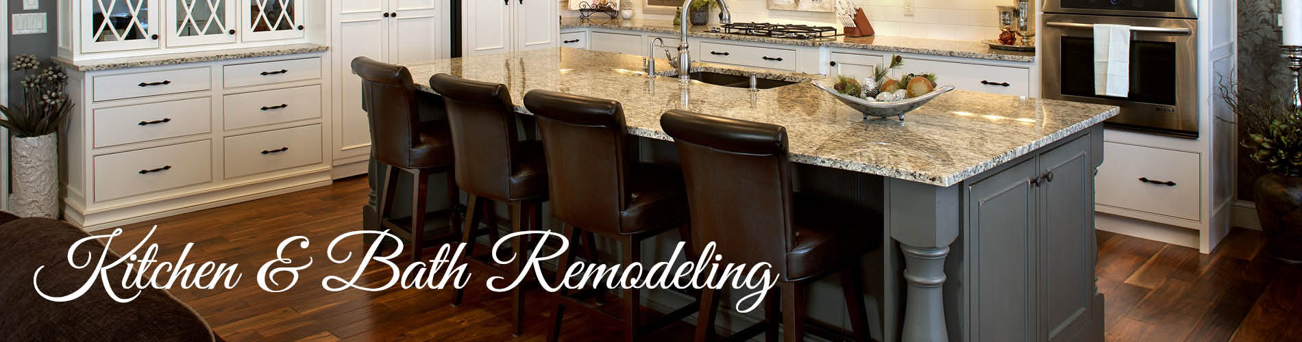 Kitchen & Bath remodeling at Granite Mountain.