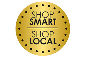 Shop Local! The dollars you spend with us stay in our community!